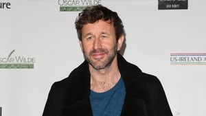 Chris O'Dowd at Oscar Wilde Awards