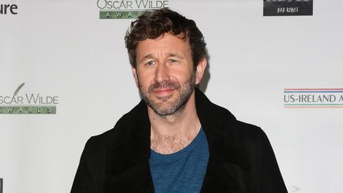 Chris O'Dowd at Oscar Wilde Awards