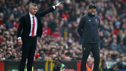 Klopp expects Ole Gunnar Solskjær's Manchester United to be in the title mix next season