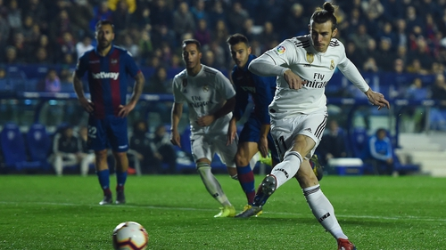 Gareth Bale fires home the winner for Real Madrid