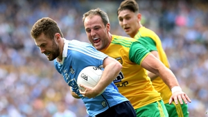 Dublin beat Donegal at Croke Park in 2018