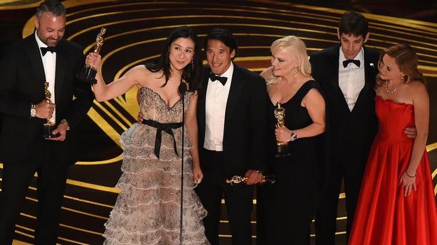 Shocks at Oscars as Olivia Colman and Green Book win