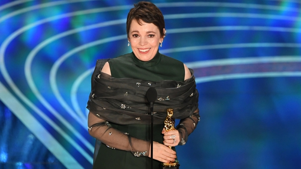 Shocks at Oscars as The Favourite's Olivia Colman and Green Book win