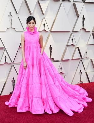 Gemma Chan in Valentino (2019)