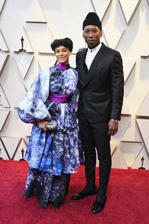 Mahershala Ali wore Ermenegildo Zegna XXX with Christian Louboutin shoes and a Cartier watch