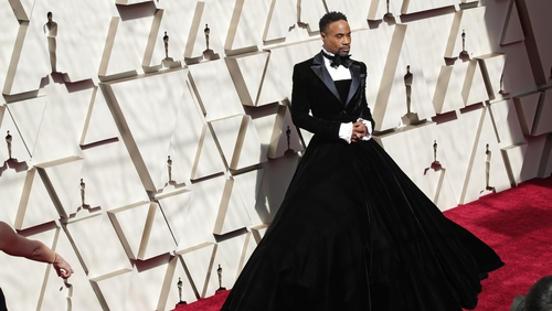 Oscars 2019: Men's Red Carpet Fashion