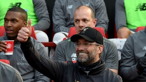 Jurgen Klopp remains calm about his side's situation
