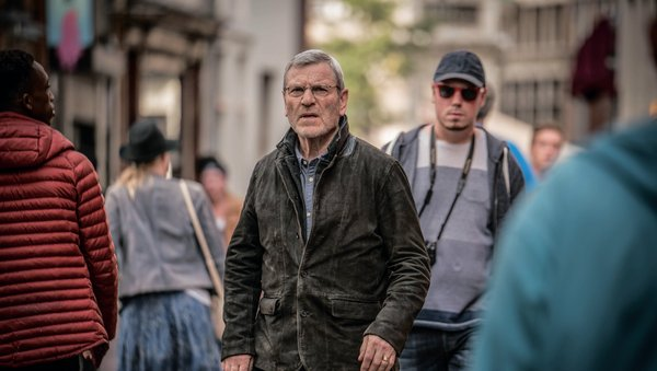 Tchéky Karyo plays French detective Julien Baptiste, in the new drama Baptiste.