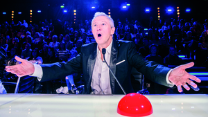 Louis Walsh on Ireland's Got Talent
