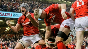 Jonathan Davies starts for Wales against England