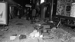 The IRA bombs killed 21 people in November 1974