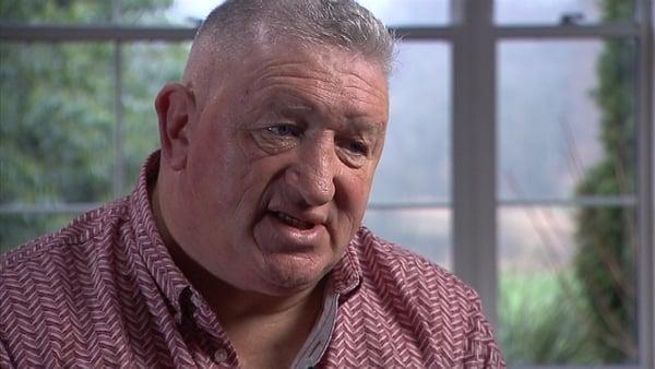 Pat Cusack, 56, made a statement to gardaíin 2009