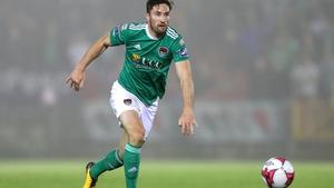 Gearoid Morrissey scored a cracker for Cork