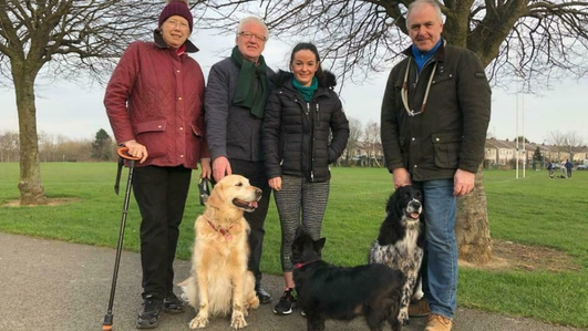 Dog owners are calling for Fingal County Council to reverse lead bye-law