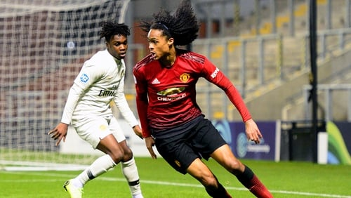 Man United youngster Chong joins Werder Bremen on season-long loan