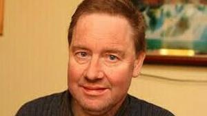 Brendan McLaughlin had a lung transplant in 1992