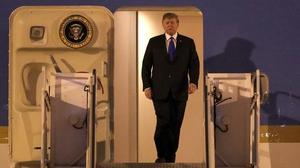 Donald Trump will meet North Korean leader Kim Jong-un tomorrow