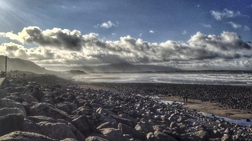 Strandhill Beach, Co Sligo