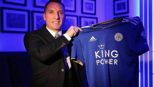 Brendan Rodgers has left Celtic for Leicester