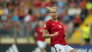 Hegerberg last played for Norway at Euro 2017