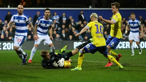 Leeds were held scoreless by QPR