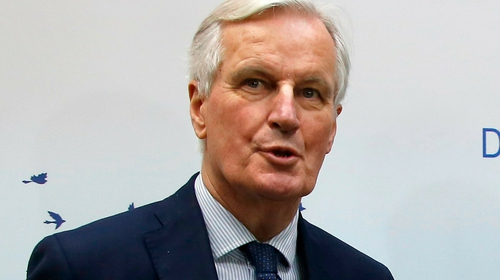 Michel Barnier says he is doing his utmost to get a deal
