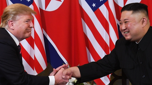 Donald Trump and Kim Jung-un left the Vietnamese capital without a deal
