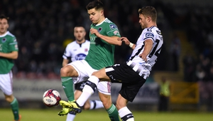 Daire O'Connor has already caught the attention of Mick McCarthy