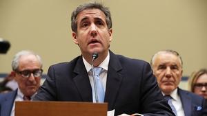 Michael Cohen was Donald Trump's former personal attorney
