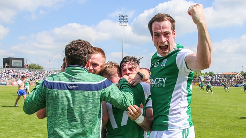 That winning feeling - something Fermanagh are getting used to
