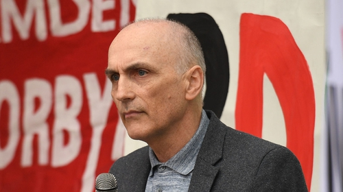 Chris Williamson said he regretted his 'choice of words'