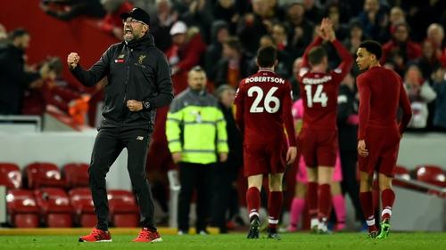 Jurgen Klopp has now guided Liverpool to a third European club final