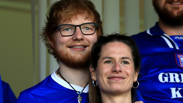 "Ed Sheeran and Cherry Seaborn - Latest story claims they had ""a tiny winter wedding"""
