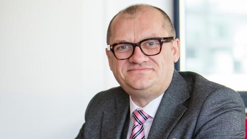 Grafton Group's CEO Gavin Slark