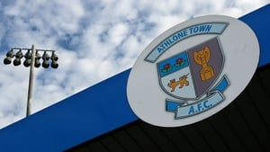 Athlone Town earned a rare league win against Wexford last Friday
