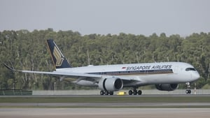 Singapore Airlines has apologised to Bradley Button