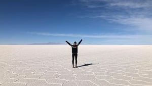 Ahead of International Women's Day, Lauren Taylor shares the joys of travelling alone.