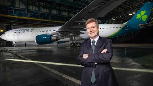 Aer Lingus CEO Sean Doyle is set to move to the top job at British Airways
