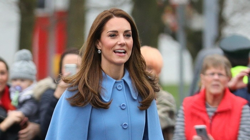Kate in 2019.