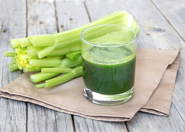 Why is celery juice, the food trend started by a medium, a thing?
