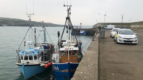 The Boy Joseph and The Amity, detained at Port Oriel in Clogherhead in Co Louth