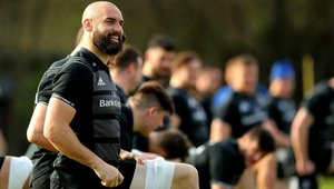 Scott Fardy has committed his future to Leinster