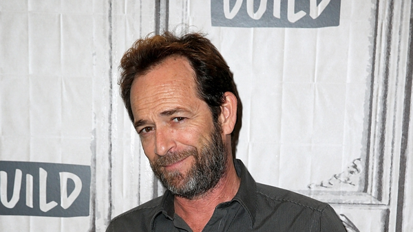Luke Perry died on March 4
