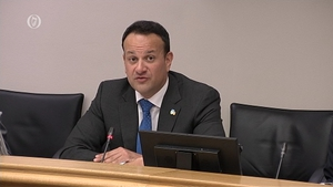 The Taoiseach said the Moriarty Tribunal could end up costing €75 million
