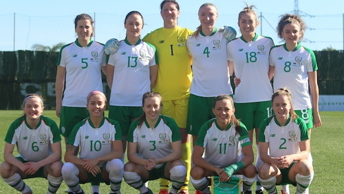 Ireland have moved up two spots in the latest FIFA rankings