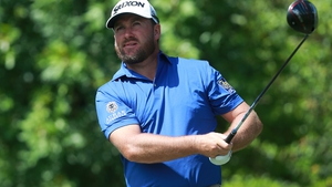 Graeme McDowell had three bogeys and one birdie