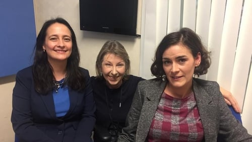Catherine Martin TD, RTÉ's Aine Lawlor and Kate O'Connell TD on Your Politics podcast
