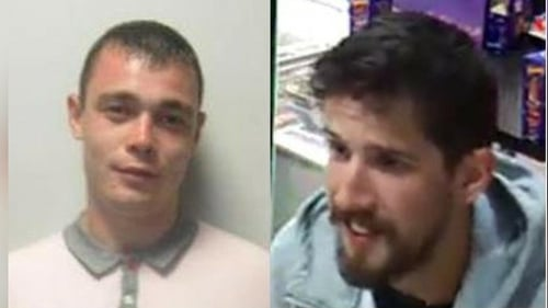 Mark Dixon (L) and Jack Harvey (R) are due to appear before Melbourne Magistrates' Court tomorrow
