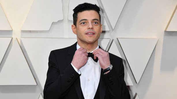Rami Malek confirmed as villain in new James Bond film