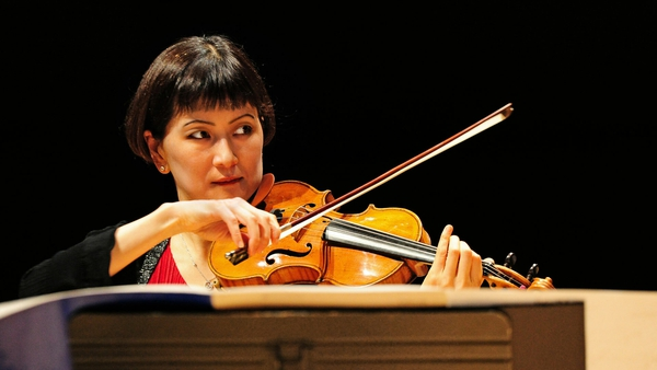Violinist Hae Sun Kang joins the RTÉ Concert Orchestra for tonight's concert
